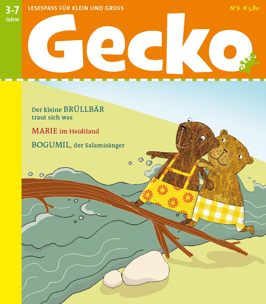 Gecko 6