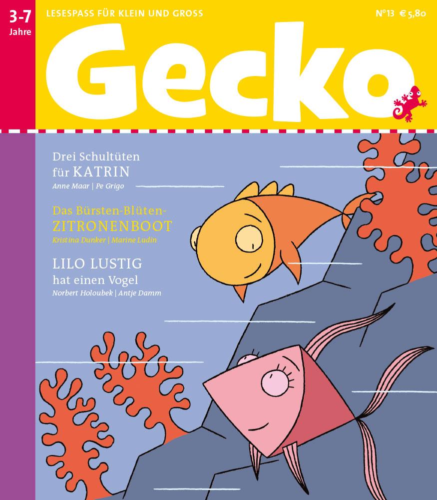 Gecko 13