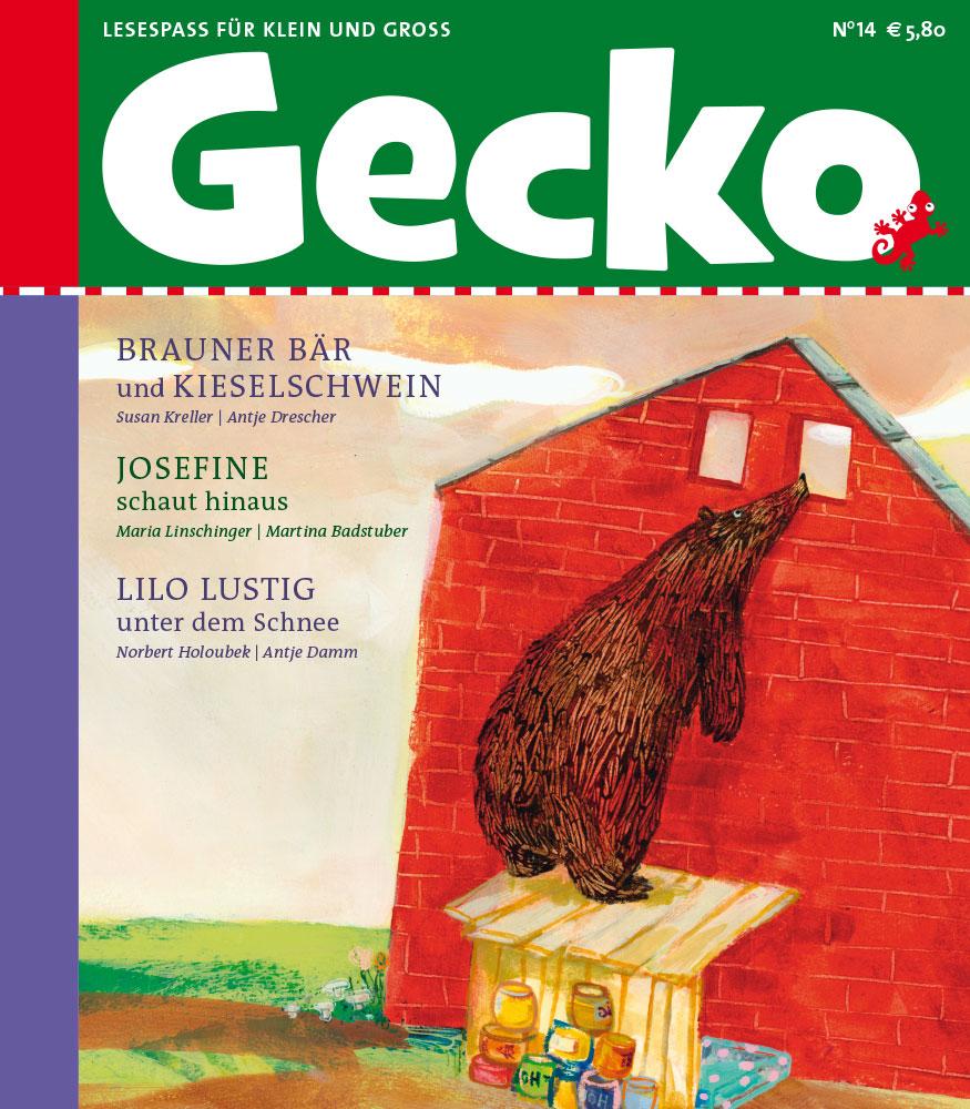 Gecko 14