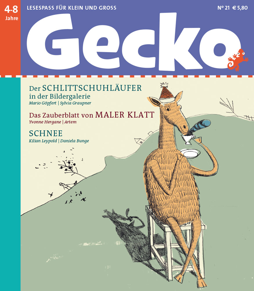 Gecko 21