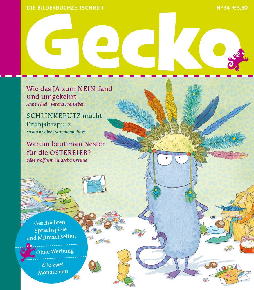 Gecko 34