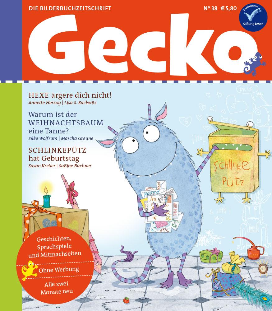 Gecko 38