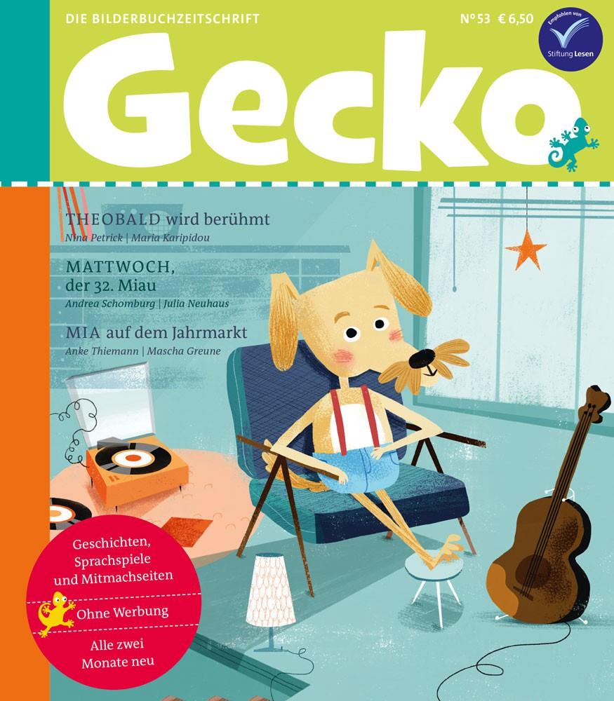 Gecko 53 ist da!