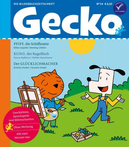 Cover von Gecko 54