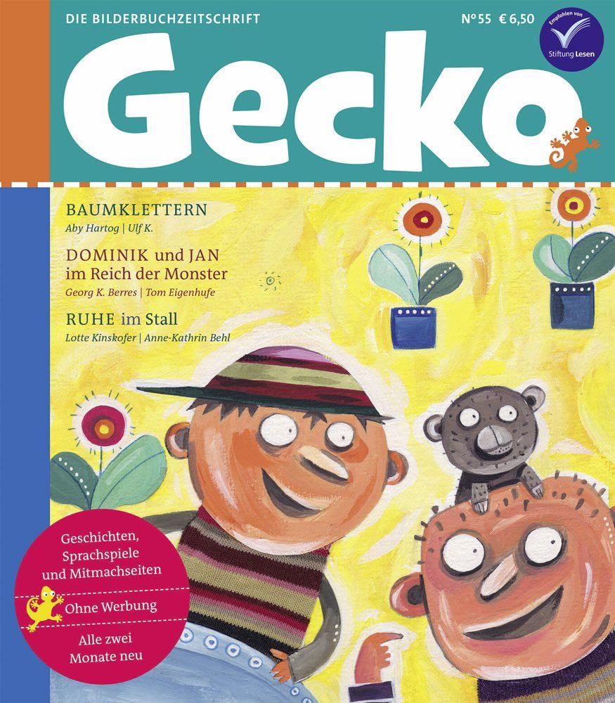 Gecko 55 ist da!