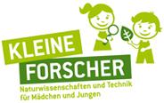 Logo Stiftung Haus der kleinen Forscher