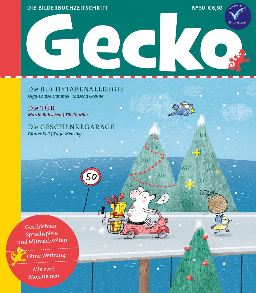 Gecko Heft 50