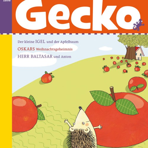Gecko Nr. 2