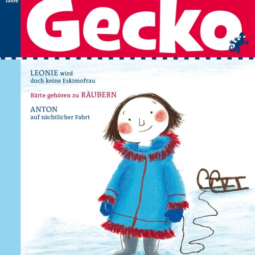Gecko Nr. 3