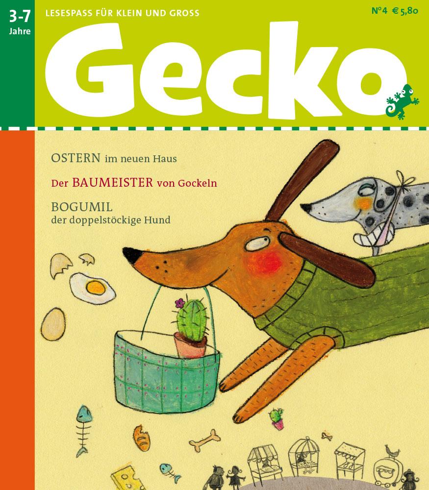 Gecko Nr. 4