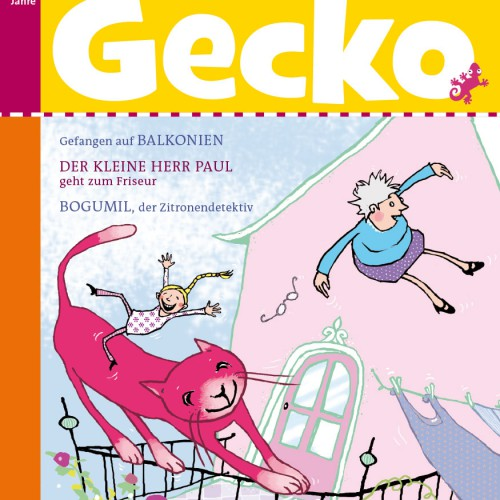 Cover Gecko Nr. 5