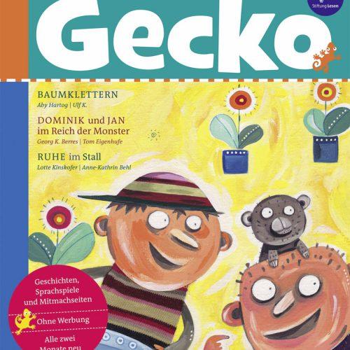 Cover von Gecko Nr 55