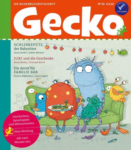 Cover Gecko Nr. 56