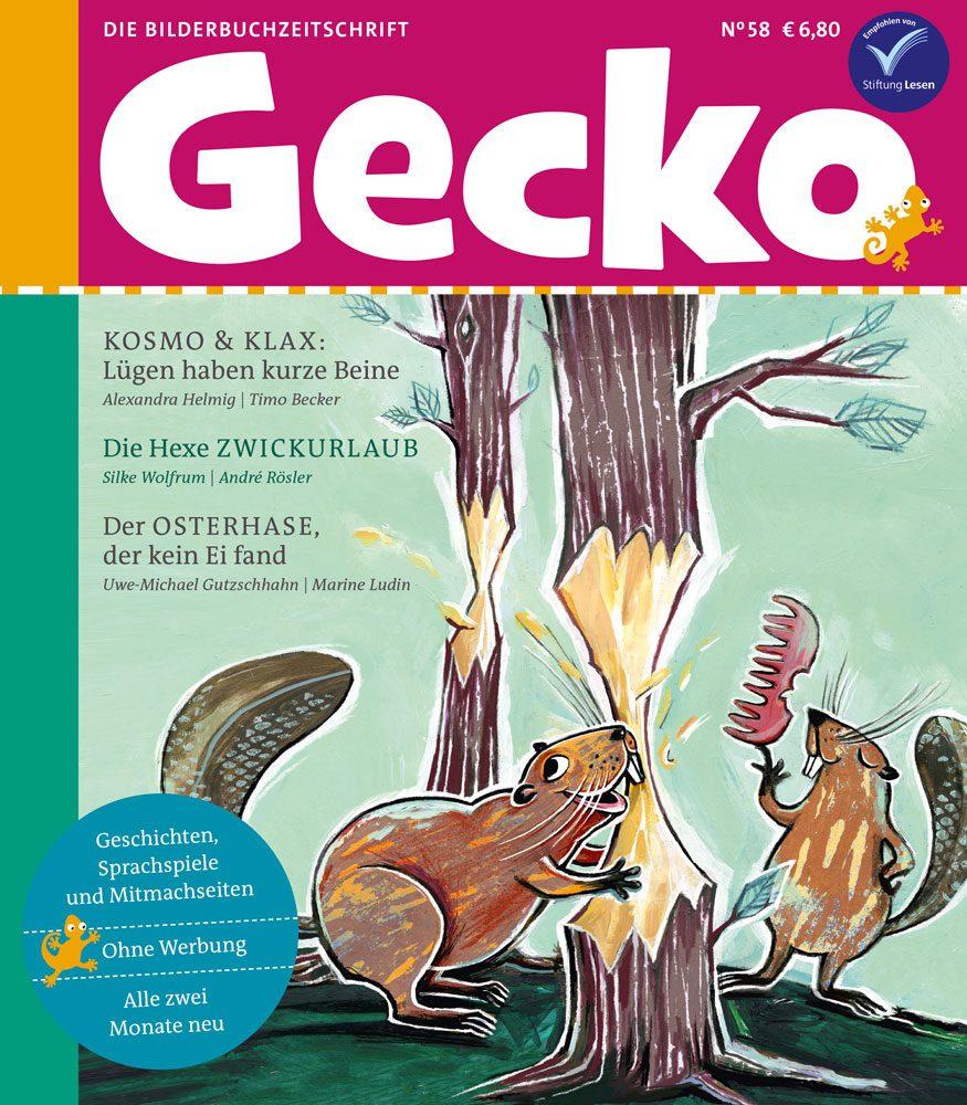 Gecko 58 ist da!