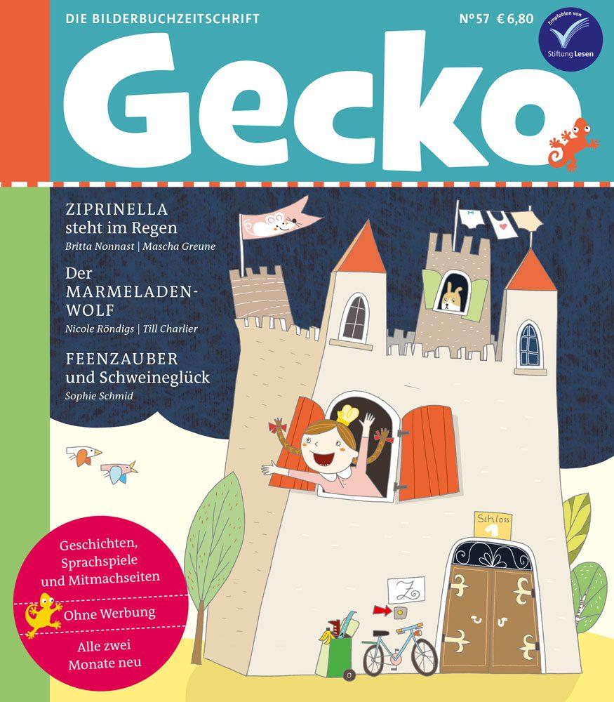 Gecko 57 ist da!