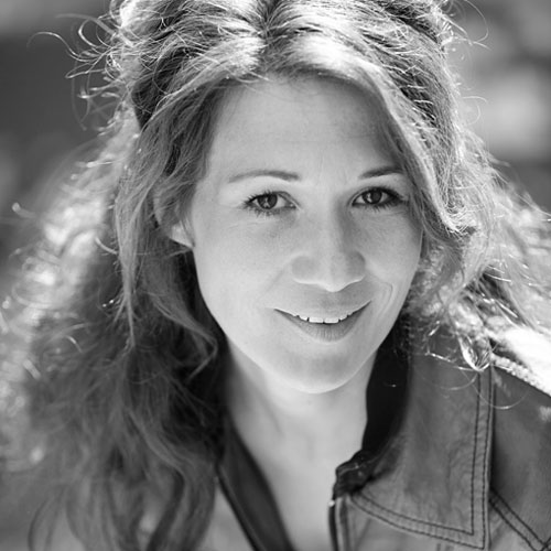 Die Autorin Alexandra Helmig