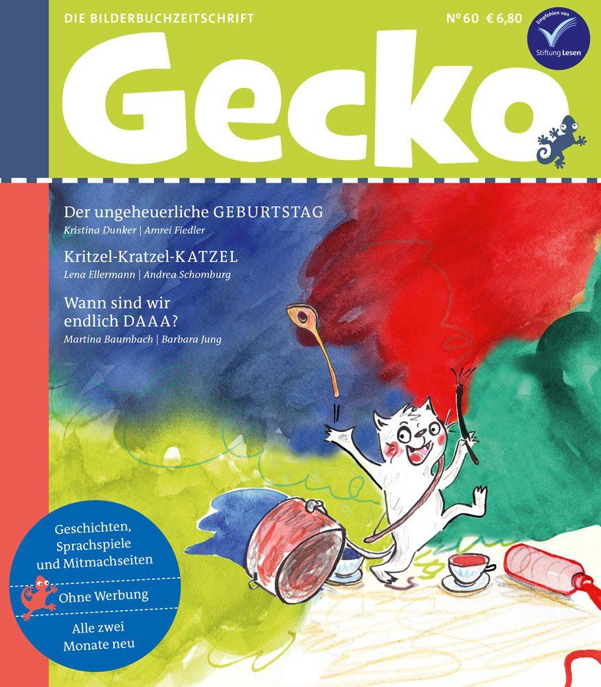 Gecko 60 erscheint am 1. Juli!
