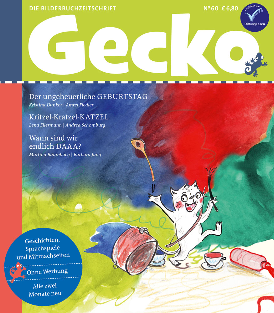 Cover Gecko 60
