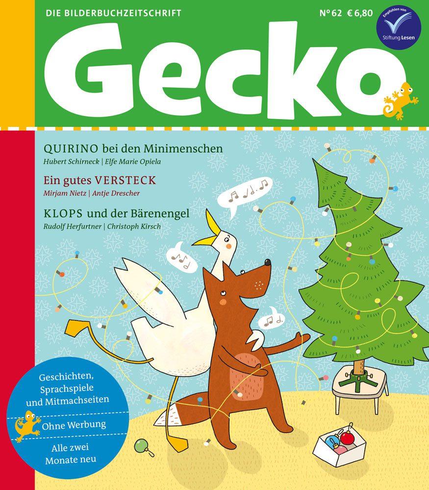 Gecko 62 ist da!