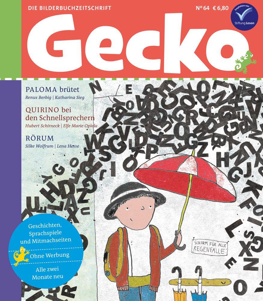 Gecko 64 ist da!