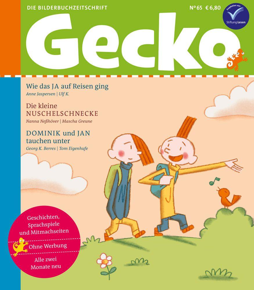 Gecko 65 ist da!