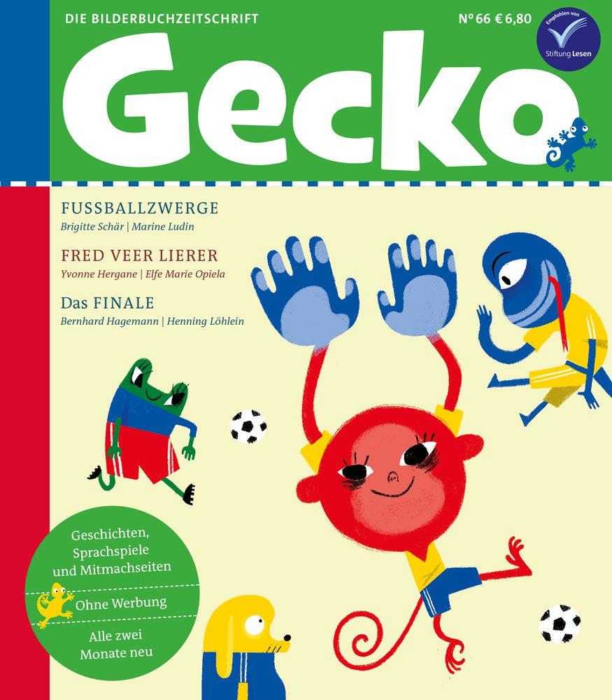 Gecko 66 ist da!