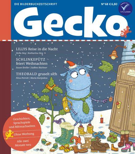 Cover von Gecko 68