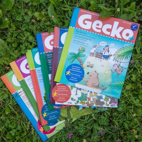 Gecko Hefte
