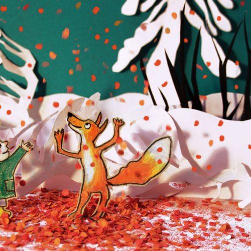 Toms besonderer Wunsch – Illustraition von Antje Damm – Gecko 69