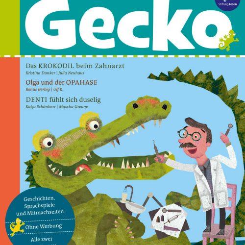 Cover von Gecko 70
