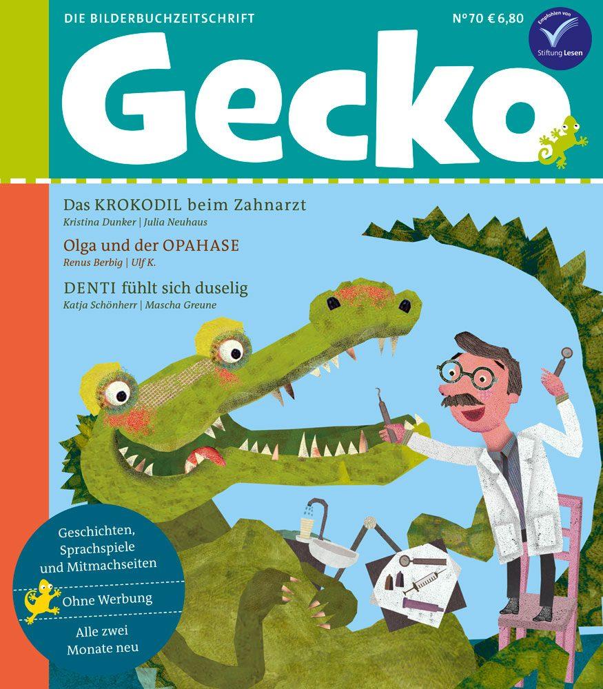 Gecko 70 ist da!