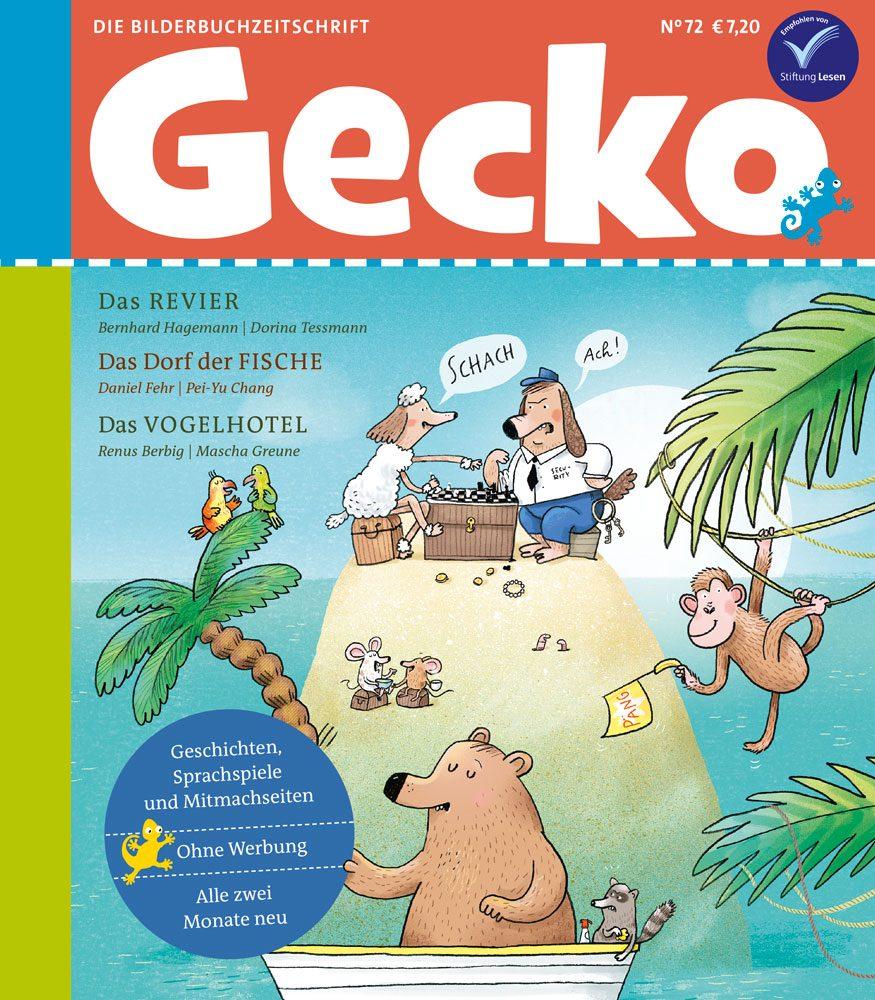 Gecko 72 ist da!