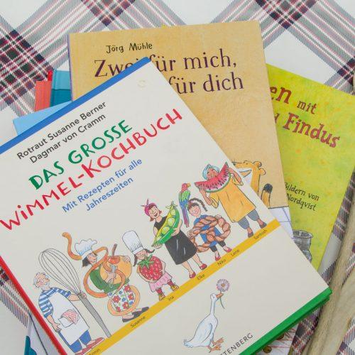 Bilderbücher zum Thema Essen