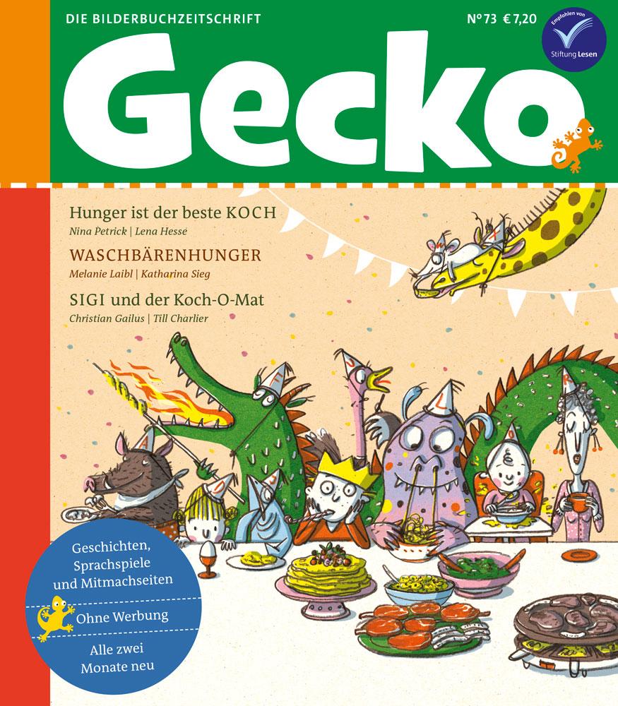 Gecko 73