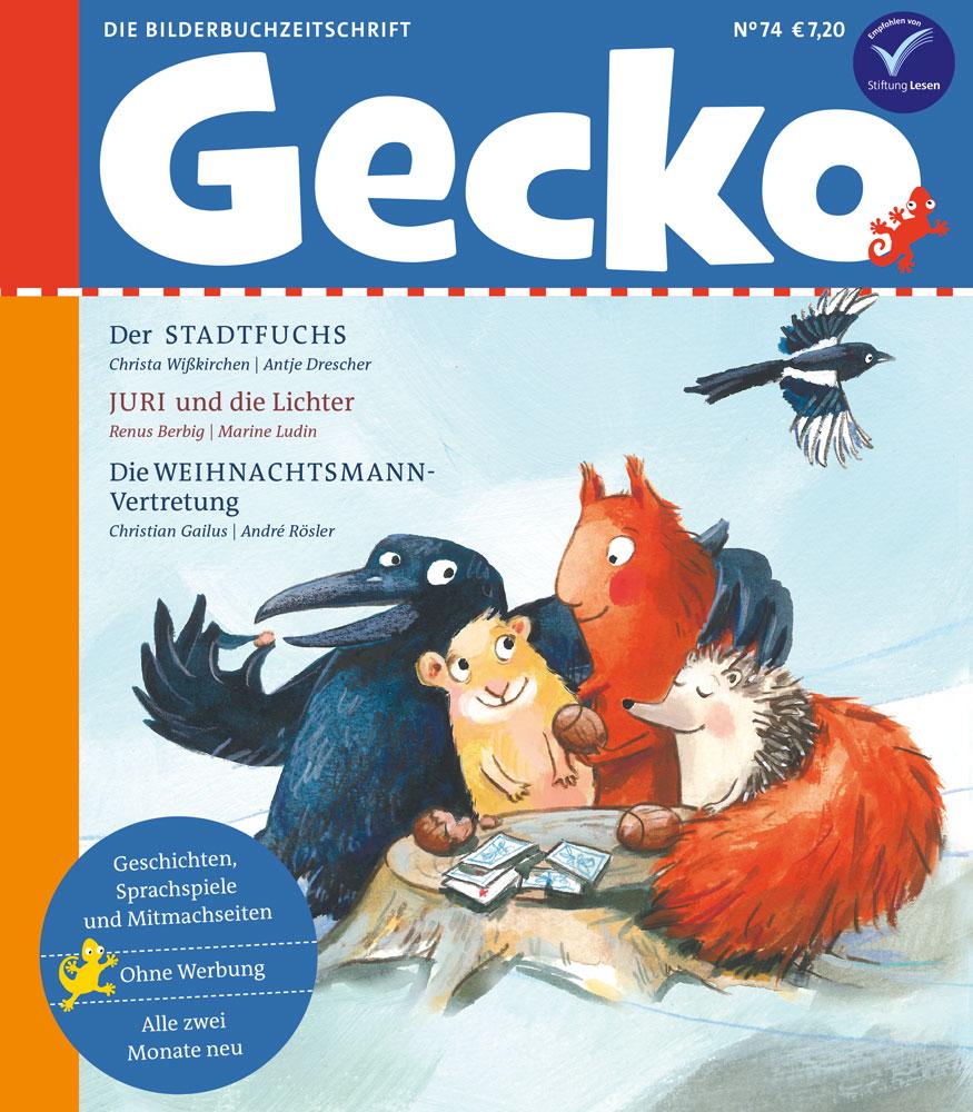 Gecko 74
