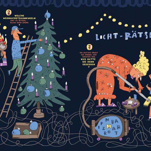 Licht-Rätsel von Tom Eigenhufe