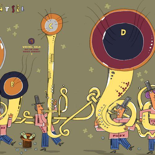 Musikrätsel