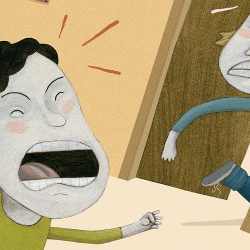 Der Streit
