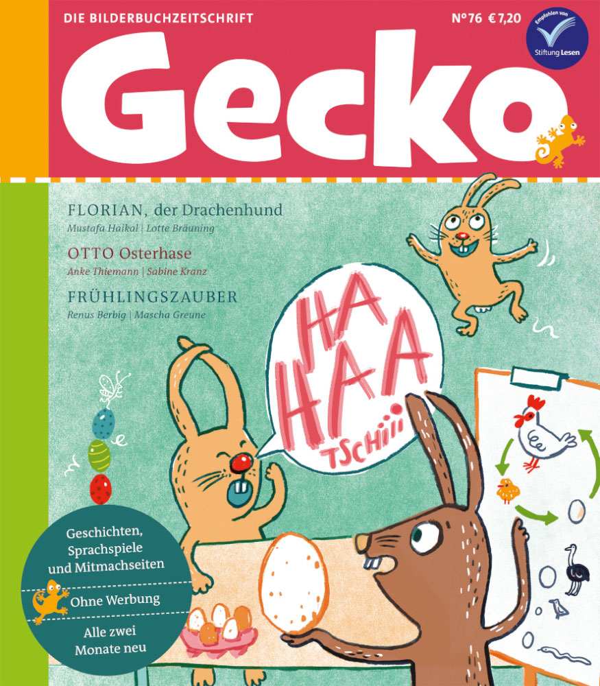 Cover von Gecko 76