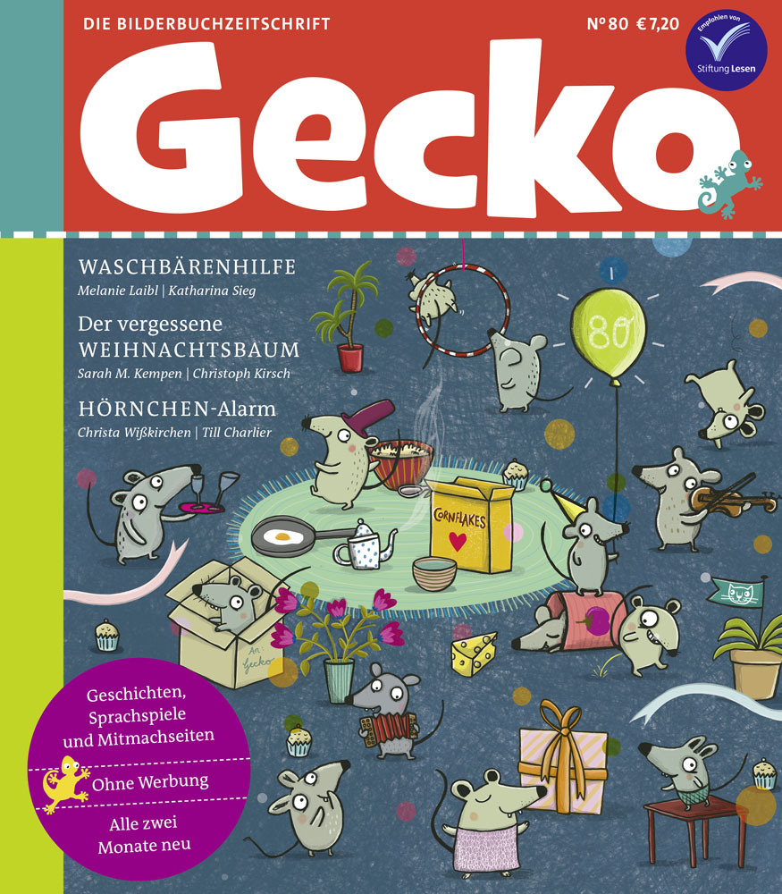 Gecko 81 Cover