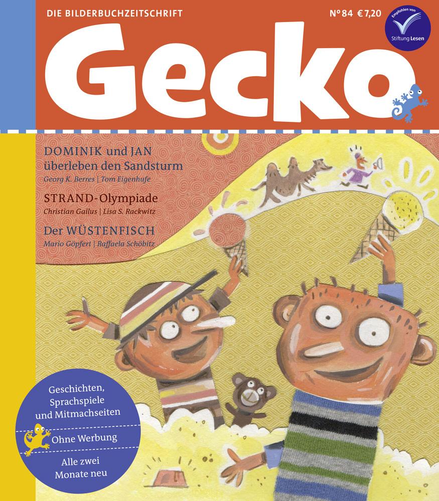 Gecko 84