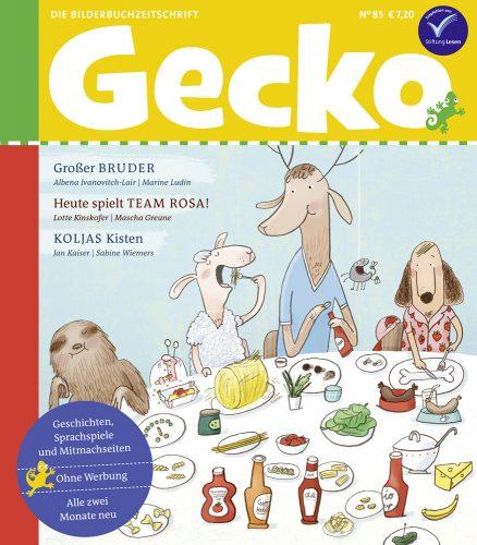 Gecko 85